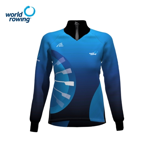 Gamex Weatherjacket - Lady -World Rowing
