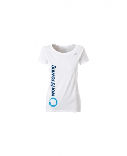 Organic Shirt - Lady - World Rowing