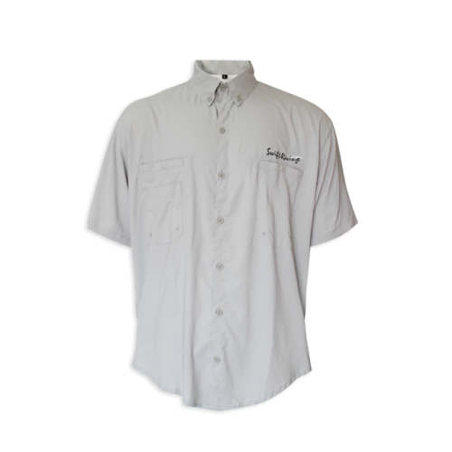 Fishing shirt - short sleeve - Swift Racing
